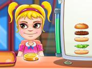 Top Burger Cooking game
