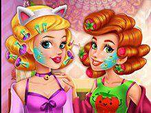 Boho Princesses Real Makeover game