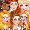 Princesses Wardrobe Challenge game