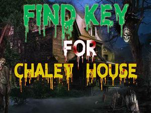 Find Key For Chalet House game