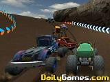 play Monster Truck Offroad Trials