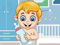 Sweet Babies Differences game