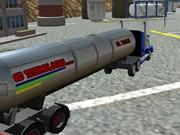 play Oil Tanker Truck Drive