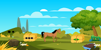 8B Farm Boy Escape 2 game