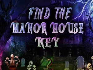 Find The Manor House Key game