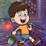 play Fishing Boy Rescue