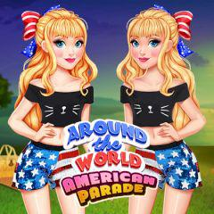 play Around The World: American Parade