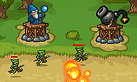 play Tower Defense 2D