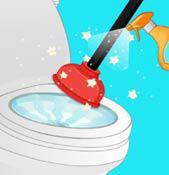 play Elsa'S Bathroom Emergency