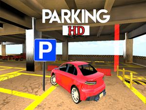 play Sports Car Parking Hd