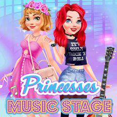 play Princesses Music Stage
