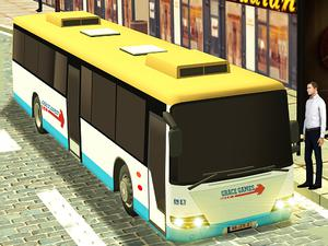play Highway Bus Driver Simulator