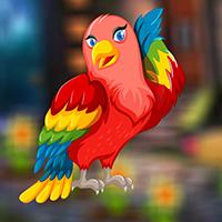 play Colourful Bird Escape