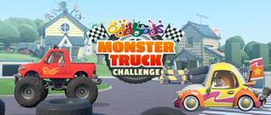 play Oddbods Monster Truck