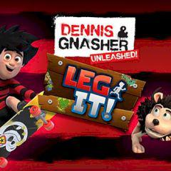play Dennis & Gnasher Unleashed! Leg It!
