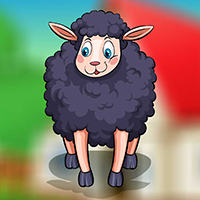 Bubbly Sheep Escape game