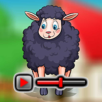 Bubbly Sheep Escape Game Walkthrough game