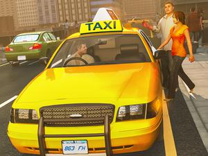 play Taxi Driver Simulator