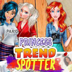 play Princess Trend Spotter