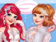 play Princess Wedding Transformation