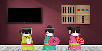 play 8B Japanese Doll Escape 2