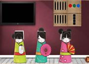 play Japanese Doll Escape 2