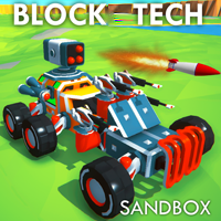 Block Tech: Epic Sandbox game