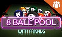 play 8 Ball Pool With Friends