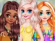 Princesses Summer Trends game