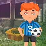 play Expert Soccer Player Escape Game