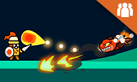 Drag 'N Boom Online game