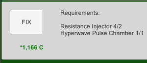play Hyperdrive Repair