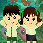 play Twin Children Escape