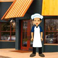 play Save The Chef From Restaurant