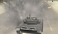 Agame Tank Driver game