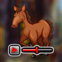 Running Horse Escape Game Walkthrough game