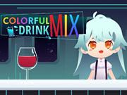 Colorful Mix Drink game