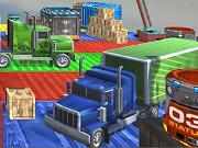 Xtreme Truck Sky Stunts Simulator game