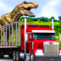 Dino Transport Truck game