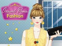 Casual Dress Fashion game