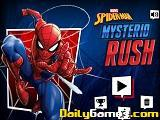 Spider Man Mysterio Rush game