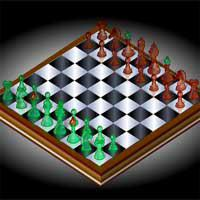 Flash-Chess game