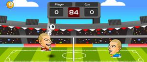 Fun Head Soccer game