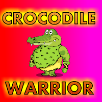 G2J Crocodile Warrior Rescue game