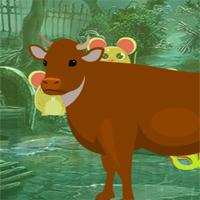 play Brown Cow Escape