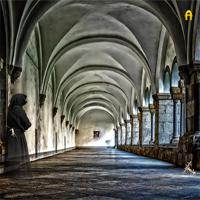 Old-Monastery-Escape game