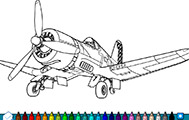 Game Disney Planes Coloring Book game