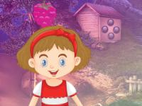 play Comely Little Girl Escape