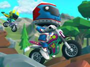 Moto Trial Racing 2: Two Player game