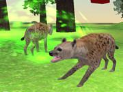Hyena Simulator 3D game